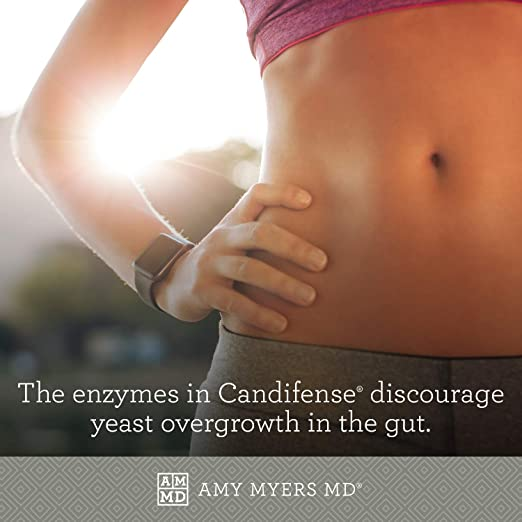 Amazon.com: Candifense Candida Cleanse & Detox - Complemento ...