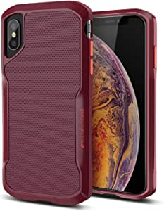 Element Case Shadow Drop Tested case for iPhone XS Max - Red (EMT-322-192E-03)