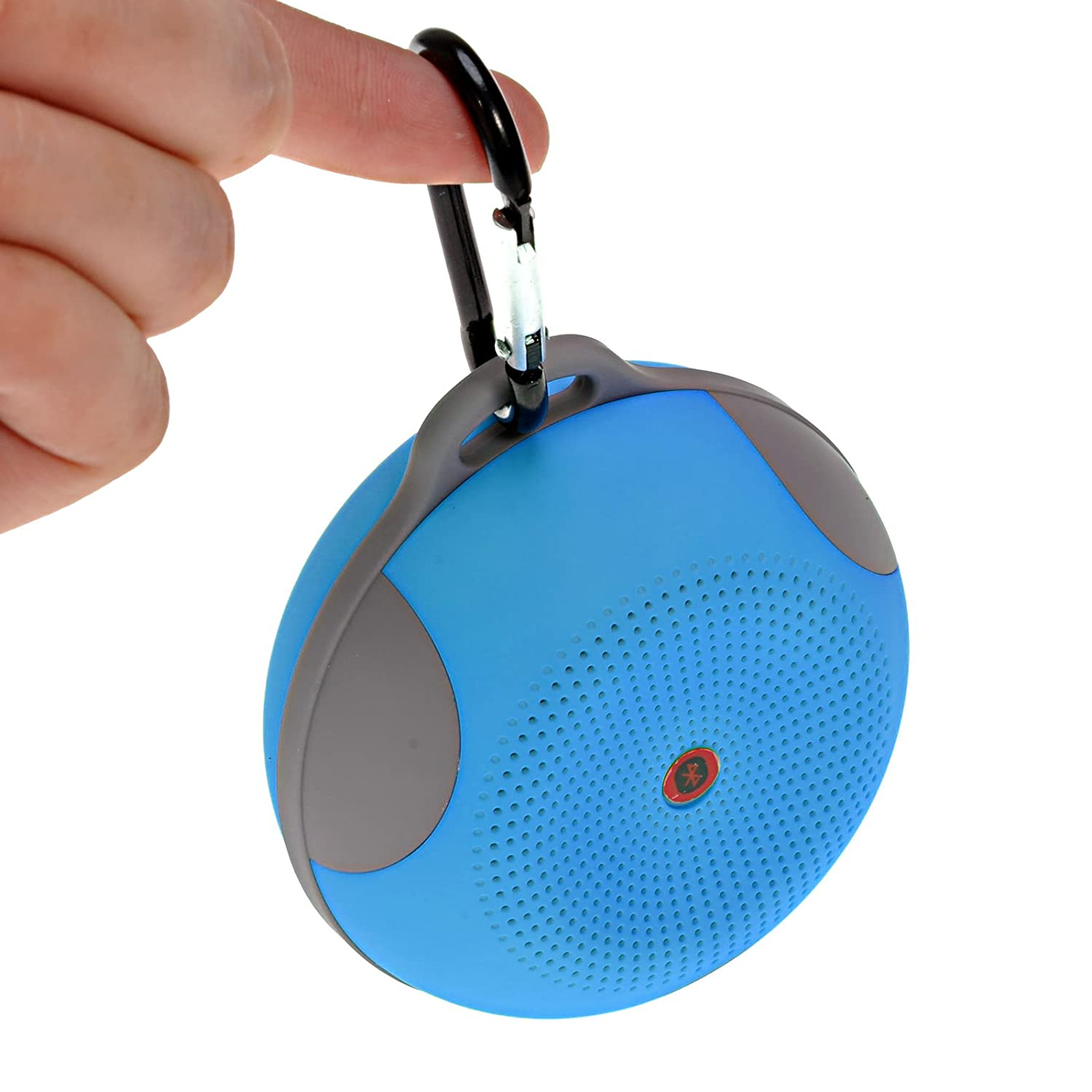 99 Digitals Mini Bola Forma de ABS Bluetooth Altavoz con ...