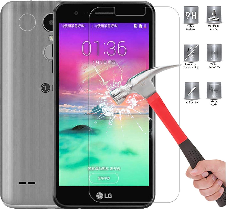 Fi9 ® Cristal templado Film Protector de pantalla para LG LG K10 ...