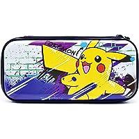 Hori Custodia Premium Vault Case (Pikachu) Per Nintendo Switch/Lite - Ufficiale Nintendo e Pokémon - Nintendo Switch