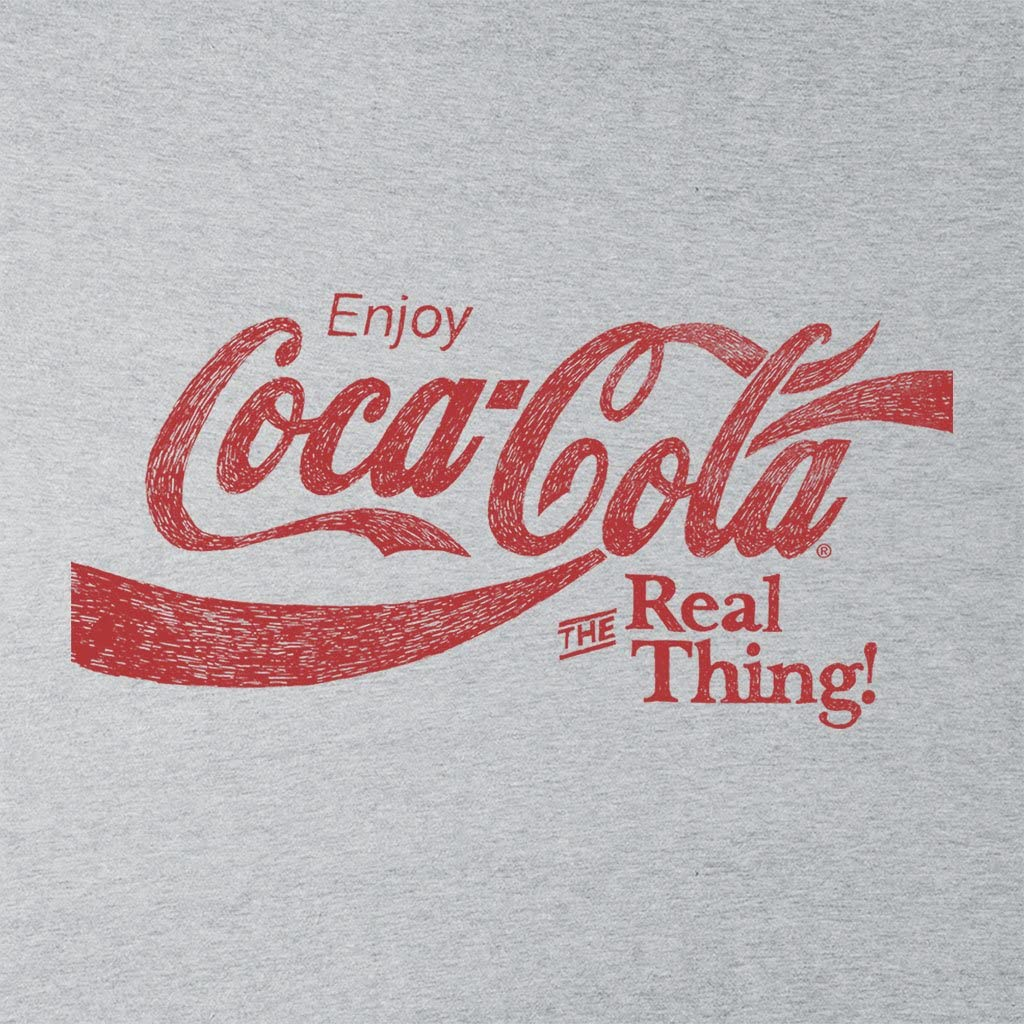 Coca Cola The Real Thing Mens T-Shirt