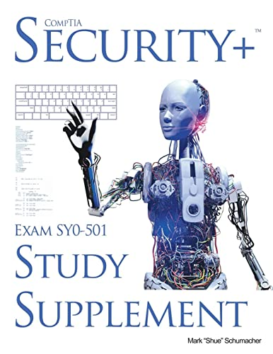 Shue's; Comptia Security+ Exam Sy0-501; Study Supplement