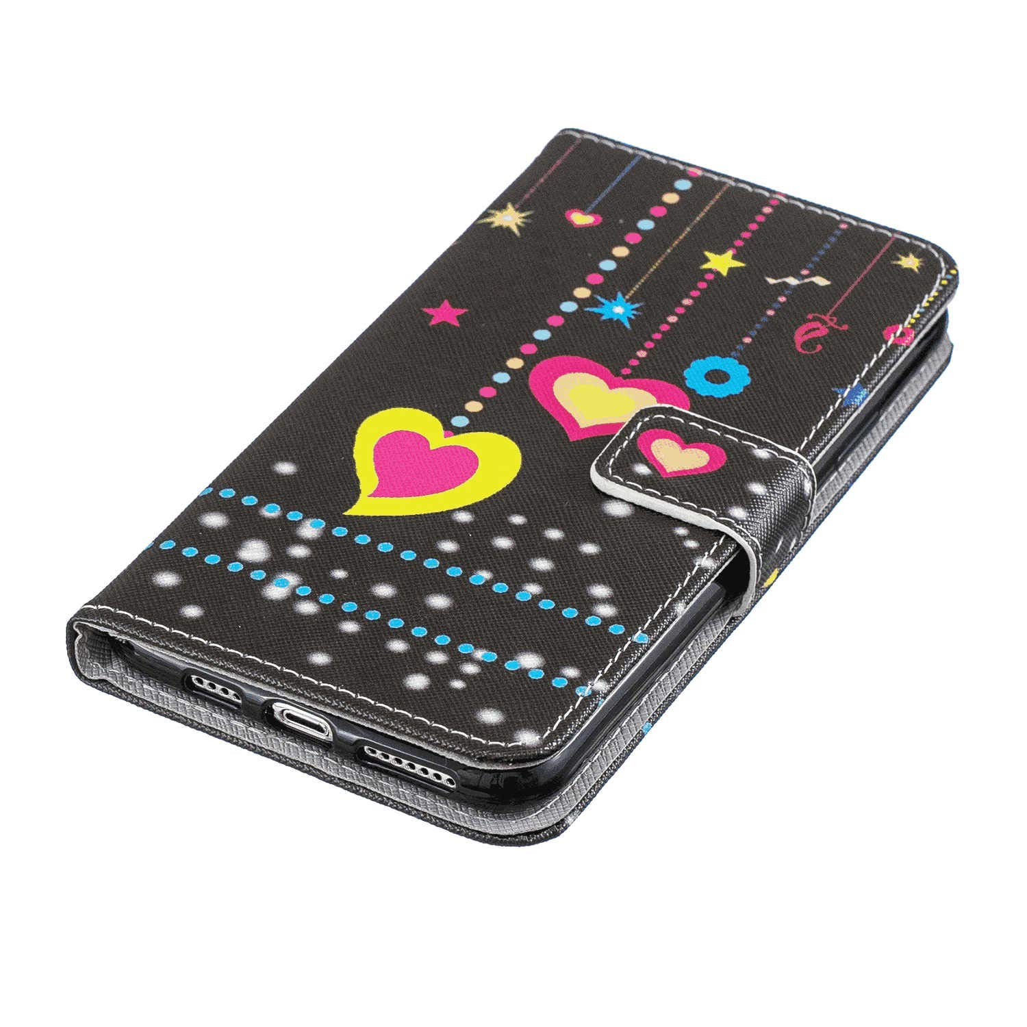 Leather Cover Business Gifts Wallet with Extra Waterproof Underwater Case Flip Case for Huawei P20 LITE