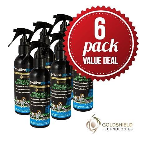 6 Pack Value Deal - 7 Día seco perro Protector de pantalla y ...