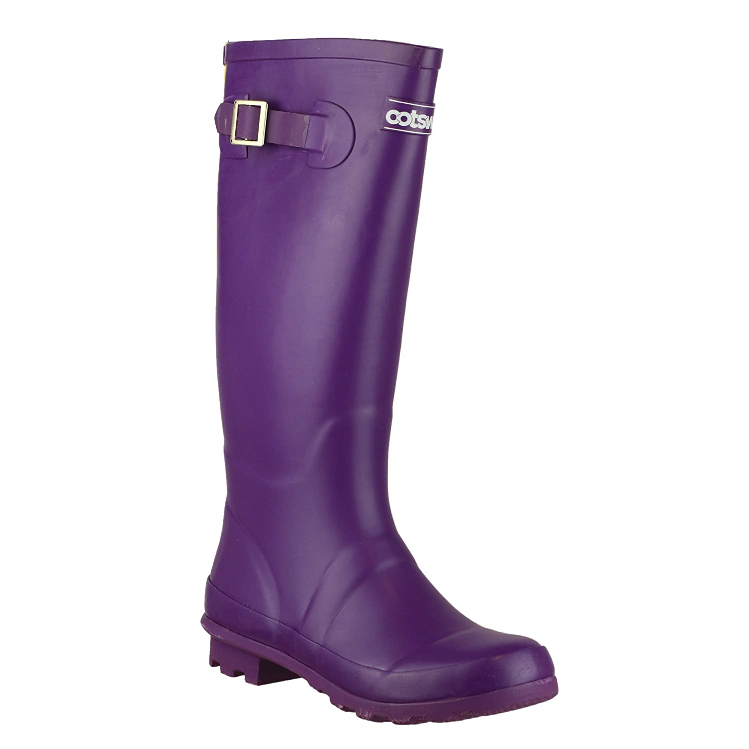Cotswold Highgrove Buckle-Up Wellington / Womens Boots