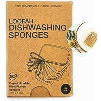 Esponjas orgánicas para lavar platos VECO – estropajo
