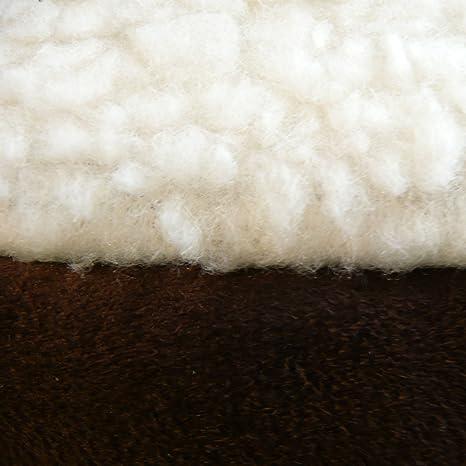 Cama para perro con gamuza sintética Ellie-boy, piel de cordero para perro jaula/caja XXL 121,9 cm.: Amazon.es: Productos para mascotas
