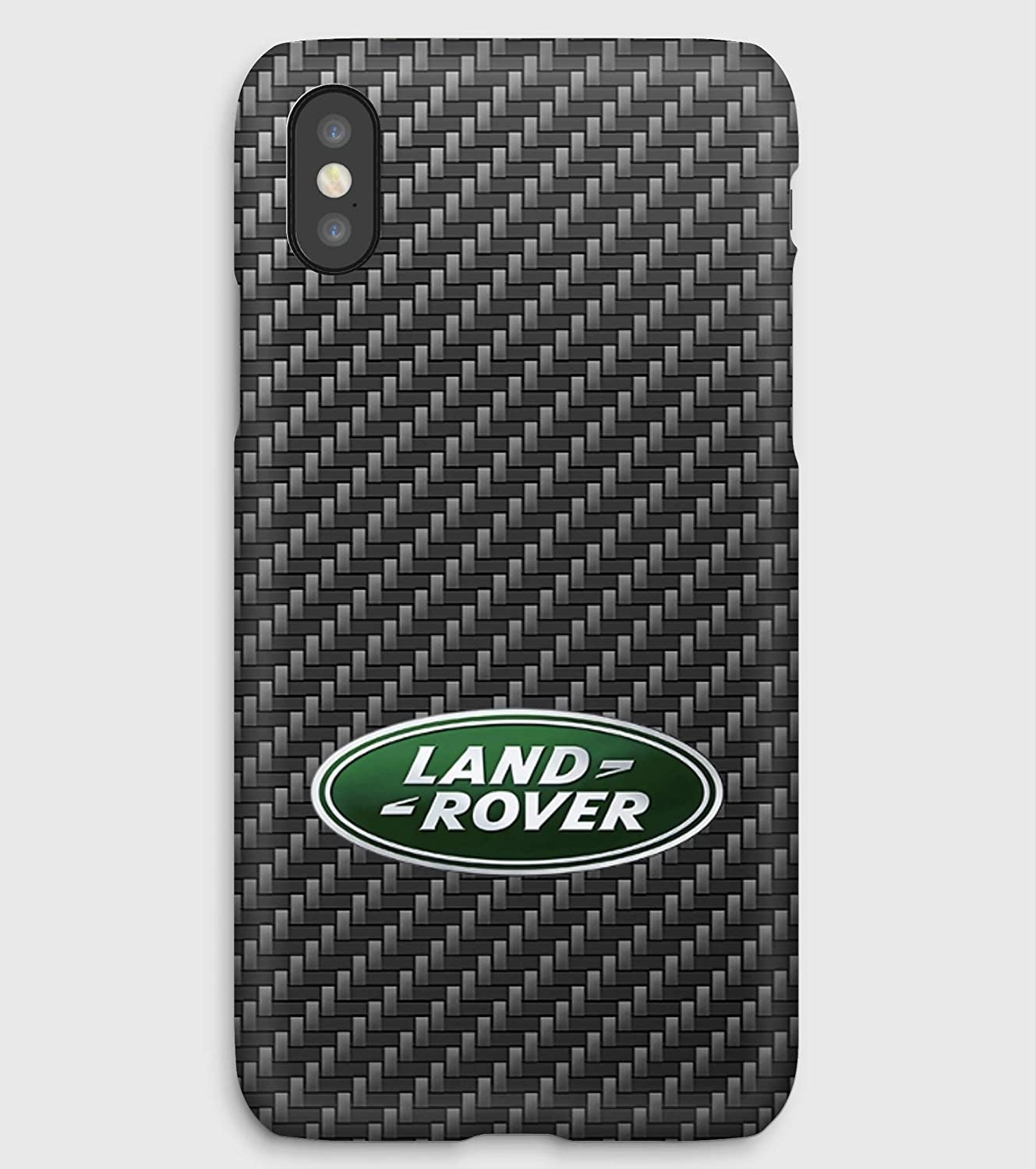 Carbon & Land Rover, coque pour iPhone XS, XS Max, XR, X, 8, 8+, 7, 7+, 6S, 6, 6S+, 6+, 5C, 5, 5S, 5SE, 4S, 4,