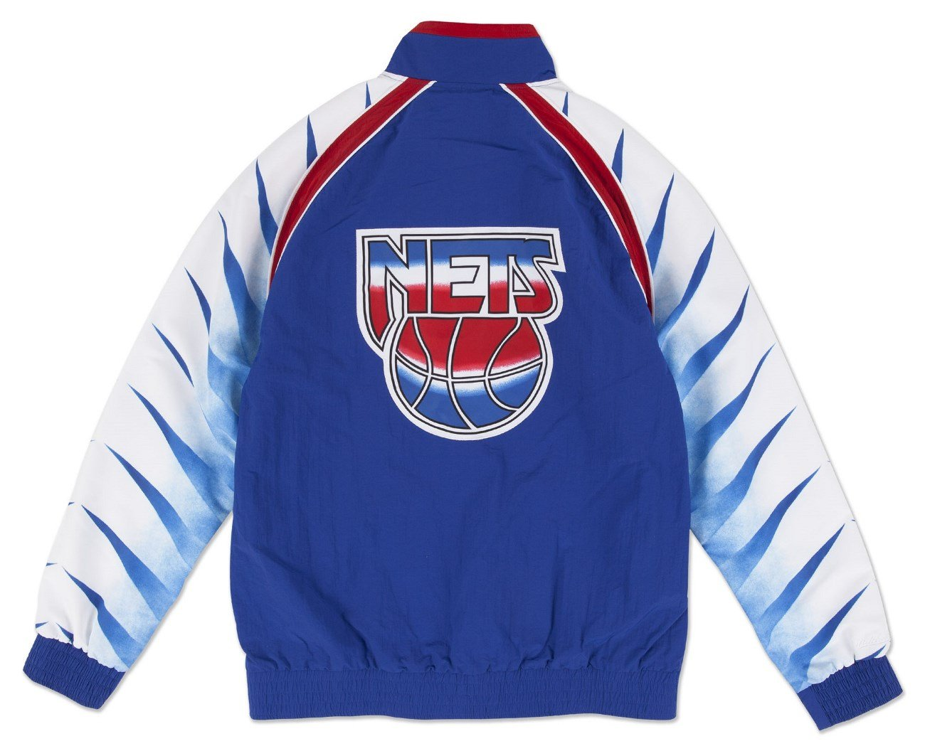 091f8250b04 Amazon.com   Mitchell   Ness New Jersey Nets NBA Authentic 93-94 Warmup  Premium Jacket   Sports   Outdoors