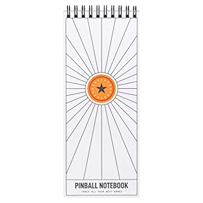 Stellar Factory Pinball Notebook: Toys & Games
