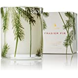 Thymes Frasier Fir Candle, Pine Needle Design