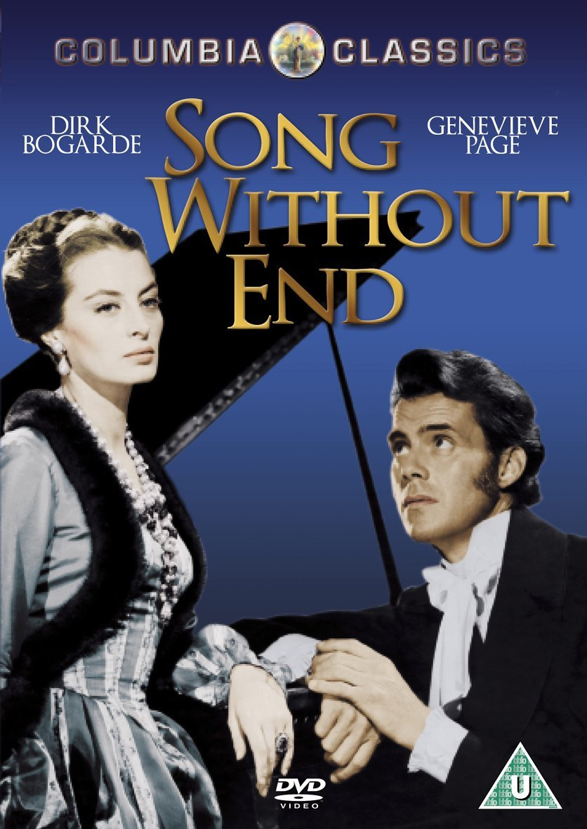 Allan as lucie manette colman had long wanted to play sydney car - Song Without End Dvd