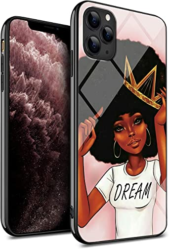 Amazon Com Kitata Iphone 11 Pro Max Case African American Black