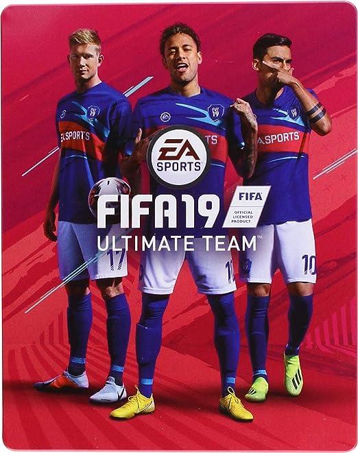 FIFA 19 Champion Edition - Nintendo Switch [Importación inglesa]: Amazon.es: Videojuegos