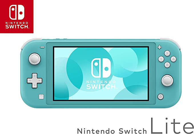 Nintendo Switch Lite - Turquoise [Importación inglesa]: Amazon.es: Videojuegos
