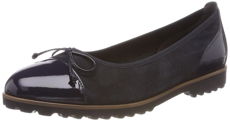 Gabor Femme Shoes Gabor Jollys, B071NZ8Z84 Ballerines Femme Bleu (Pazifik Shoes Cognac) 4e916c0 - shopssong.space
