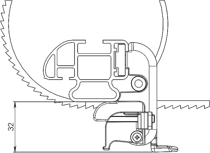 Lampa N 11065 Gurte Zur Befestigung Von Leitern U 5 Für Träger Kargo Und Kargo Plus Auto