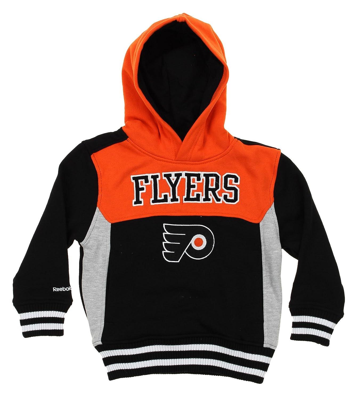 Reebok NHL Little Boys Kids Horizon VAR-City Pullover Hoodie Various Teams