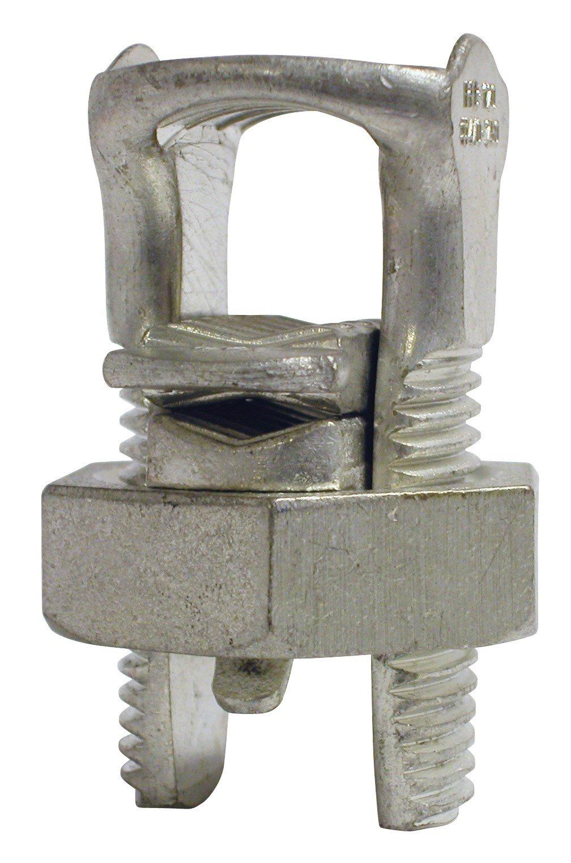 Gardner Bender GAK-4N Solid Aluminum Split Bolt Connector, 6-0000 AWG
