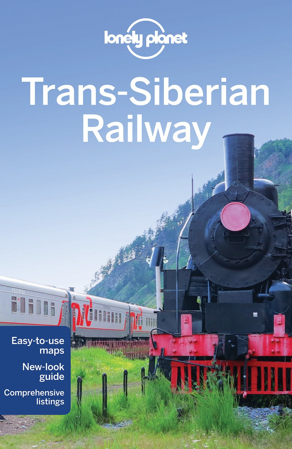 Lonely Planet Trans Siberian Railway Travel