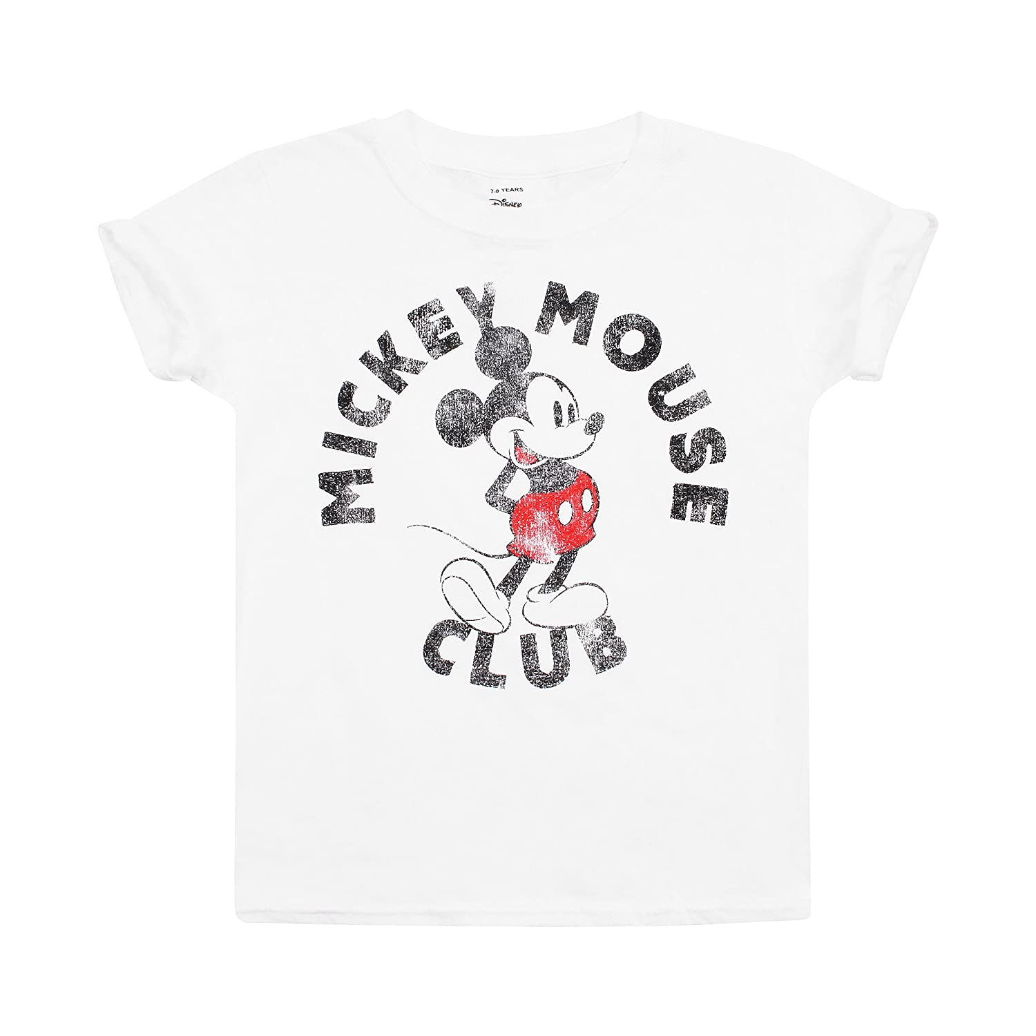 Disney Boy's Mickey Mouse Club T-Shirt