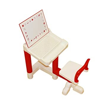 Liberty House Toys Multi Purpose Desk And Chair With Magnetic Board