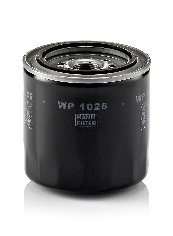Originale MANN-FILTER Filtro Olio WP 1026 Per Automobili
