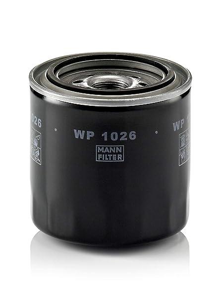 Mann Filter WP1026 Filtro de Aceite