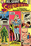 Superman 80 Page Giant - June 1965: Superman Special Edition:Superman VS Luthor