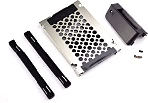 Hard Drive Caddy Cover + Caddy Tray Bracket +7mm Rails with Screws for IBM Lenovo Thinkpad T430 T430i