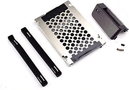 2x HDD Hard Drive Caddy Case Cover W// Screw for IBM X220 X220i X220T X230