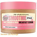 Soap And Glory Smoothie Star Breakfast Scrub Oat, Shea Butter & Sugar 300ml