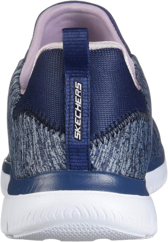 Skechers Women's Summits-Quick Getaway Sneaker Nvpr