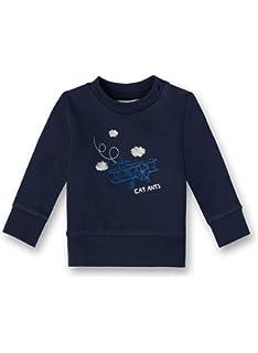 Jungen (0 -24 Monate) Sanetta Baby Jungen Sweatshirt Sweatshirt