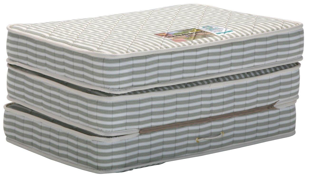 Amazon|フランスベッド 三つ折マットレスBOX スプリング入り