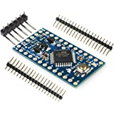 HiLetgoプロ ミニ エンハンスメントATMEGA328P 5V 16MHz Arduino PRO miniと互換 [並行輸入品]