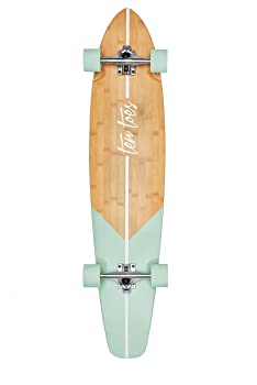 Retrospec Zed Bamboo Skateboard Cruiser