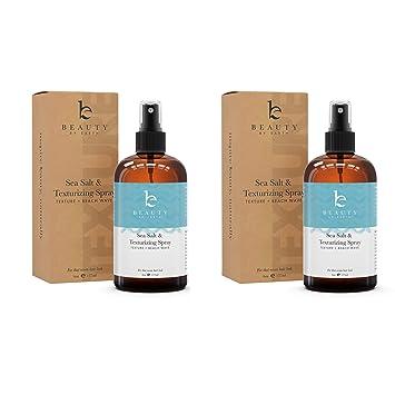 9e49186aff90 Sea Salt Spray for Hair - Texturizing Spray Hair Products, Hair Spray With  Organic Aloe Vera, Beach...