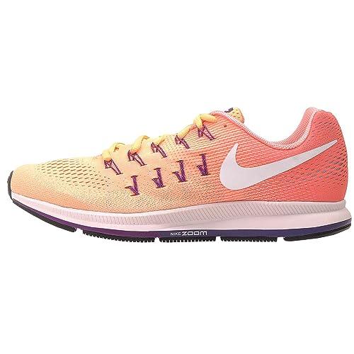 Nike 831356-800, Zapatillas de Trail Running para Mujer, Naranja (Peach Cream/White/Bright Mango), 40 EU: Amazon.es: Zapatos y complementos