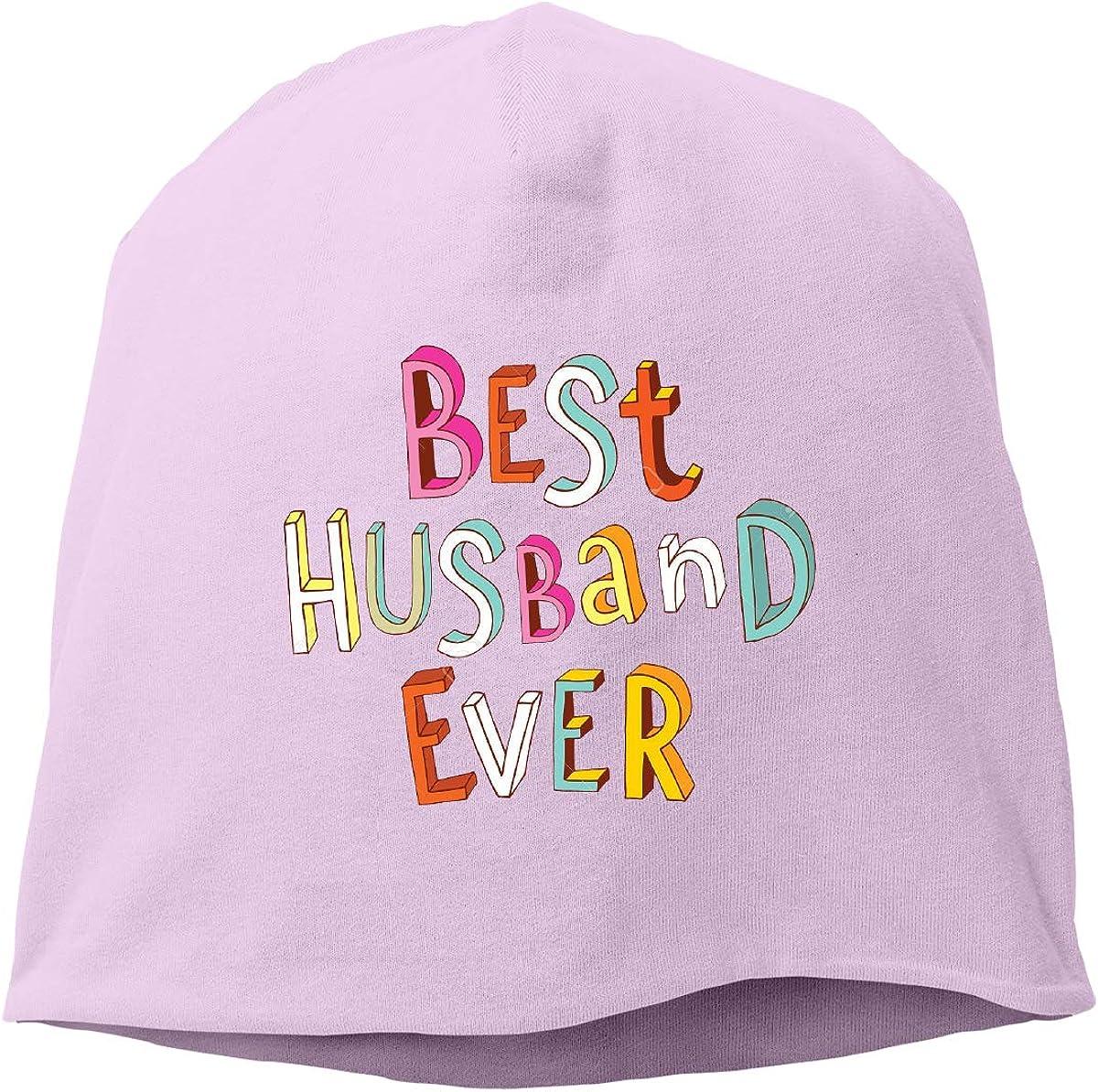Best Husband Ever Skull Cap Helmet Liner Beanie Cap for Men Hip Hop Hedging Head Hat