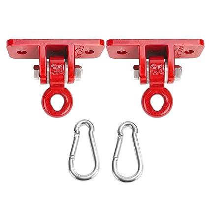 Amazon Com Betooll 2400 Lb Capacity Heavy Duty Swing Hangers With