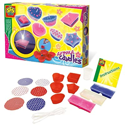 SES Creative Scented Candle Making Kit: Toys & Games