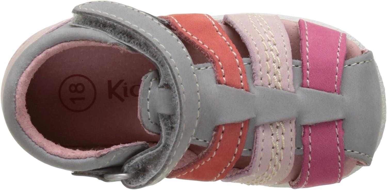 Kickers Babysun Sandales b/éb/é fille