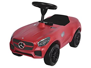 Big Car Bobbycar Rot Weiß Weich Und Leicht Bobby Car Kinderfahrzeuge