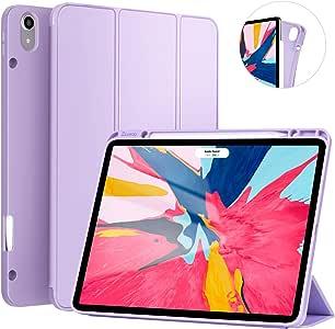 ZtotopCase for iPad Pro 12.9 Inch 2018 Purple Purple Case for 2018 iPad Pro 12.9 3rd Gen