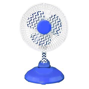 AirArtDeco - Ventilador de mesa de 15 cm, 2 en 1, con pinza, para ...