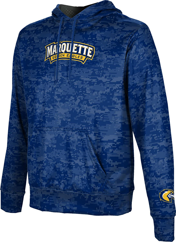 Digi Camo ProSphere Marquette University Boys Hoodie Sweatshirt