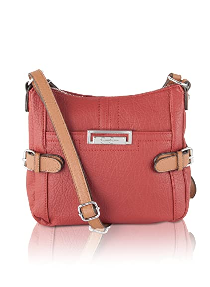 fadbfbea8df1 Jessica Simpson Kady Crossbody Bag - Russet Cognac  Handbags  Amazon.com