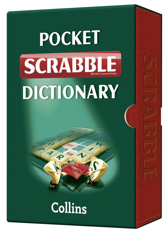 Collins Pocket Scrabble Dictionary: Luxury slipcase edition: Amazon.es: Libros en idiomas extranjeros